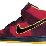 Nike Dunk High Premium SB 'Iron Man' Available