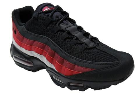 Air Max 95 Black/ Neutral Grey / Varsity Red Now Available