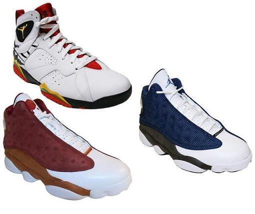 Air Jordan Retro & Bin 23 Available Online