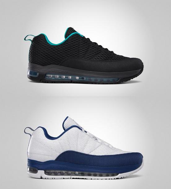 Jordan CMFT Max Air 12 - 2011 Releases