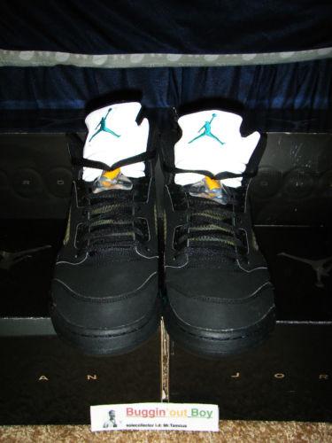 Air Jordan V (5) Retro PE - Chris Paul 'Away'