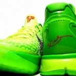 Nike Zoom Kobe VI 'Grinch/ Christmas' New Photos