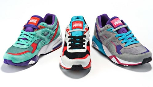Classic Kicks x Puma R698 Collection
