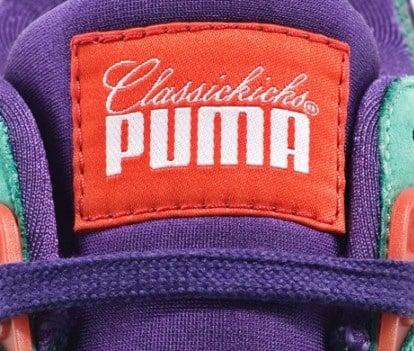Classic Kicks x Puma R698 Collection