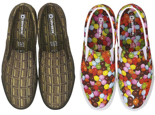 Converse Japan - Oyatsu Slip-On Candy Pack