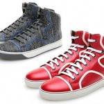 Lanvin High-Top Trainers – Holiday 2010