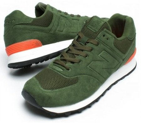 New Balance 574 Holiday 2010 Collection Part 2 | SneakerFiles
