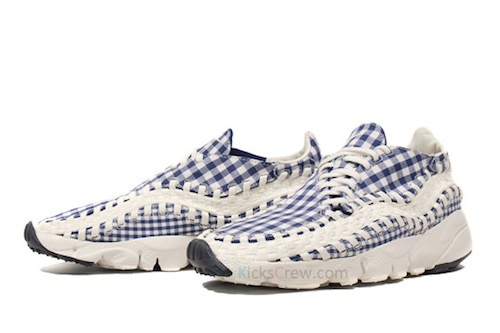 Nike Air Footscape Woven Freemotion - Gingham Pack