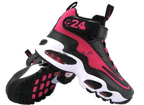 Nike Air Griffey Max 1 (GS) - Cherry/Black/White