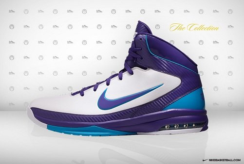 "Nike Air Max Hyped - David West ""Home"" PE"