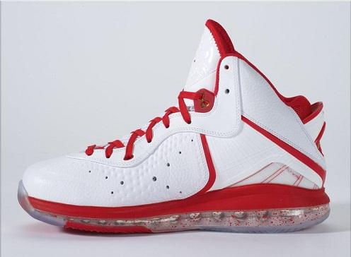 """Nike Air Max Lebron 8 """"Home Edition"""""""