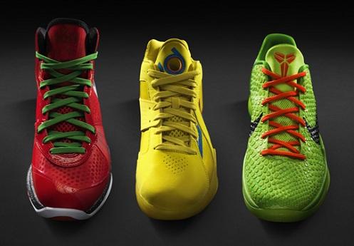 Nike Basketball - Christmas Day 2010 Collection