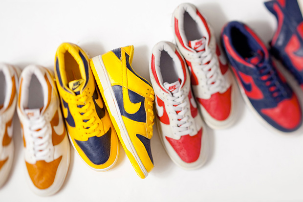 Nike Dunk Low - 2011 Vintage Collection