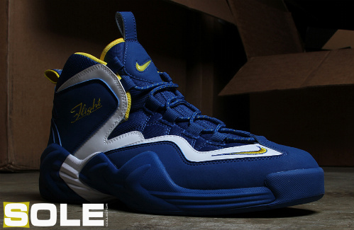 Nike Air GO LWP - Team Royal/Tour Yellow