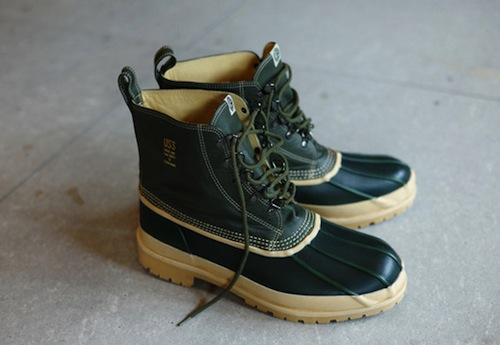 URSUS Bape Duck Boot