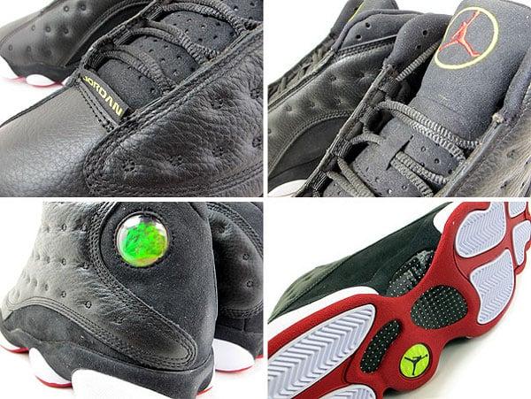 Air Jordan 13 Retro 'Playoffs' More New Images