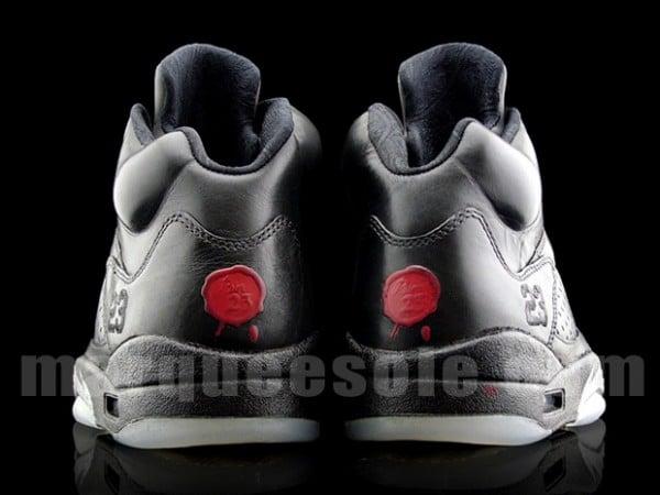 Air Jordan V Premio Bin 23 Detailed Images