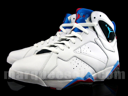 Air Jordan VII 'Orion Blue' - New Images