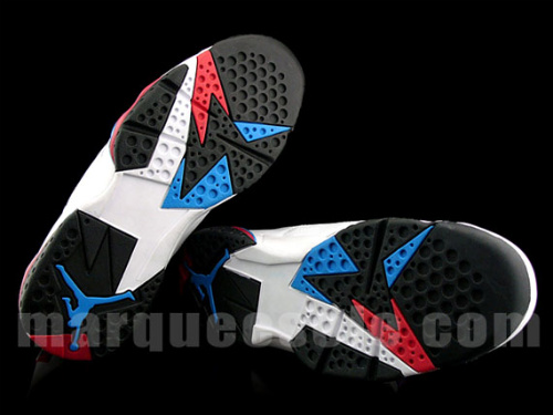 Air Jordan VII 'Orion Blue' - New Images