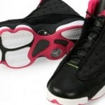 Air Jordan XIII GS – Black – Voltage Cherry