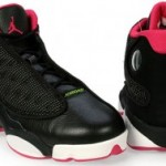 Air Jordan XIII GS – Black – Voltage Cherry