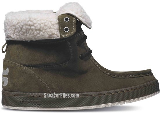 IPATH Shearling Japans Green Lab