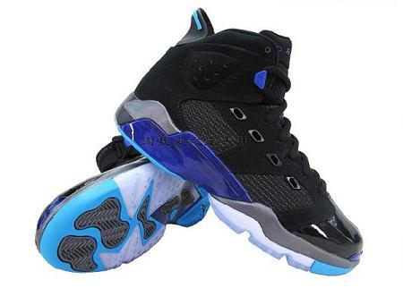 Jordan 6-17-23 – Black/Purple-Aqua