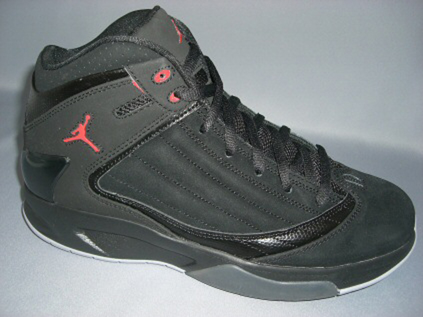 Jordan F2F Black/Red-Stealth New Images