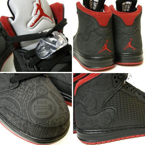 Jordan Prime 5 'Laser'