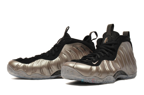 Nike Air Foamposite One - 'Pewter' - New Images