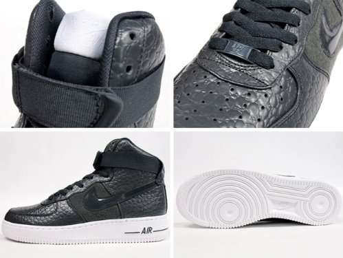 Nike Air Force 1 High Premium Wool Snake