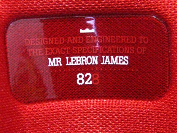 Nike LeBron 8 V2 – White/Black-Varsity Red New Detailed Images