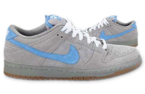 Nike SB Dunk Low - Medium Grey - University Blue|August 2011
