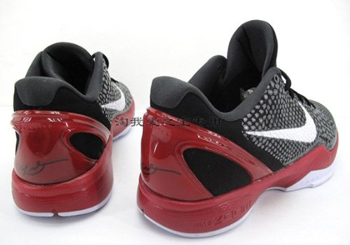 Nike-Zoom-Kobe-VI-(6)-Black/Varsity-Red-White-Detailed-Images-03