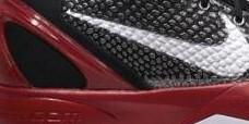 First Look: Nike Zoom Kobe VI - Black/Varsity Red-White