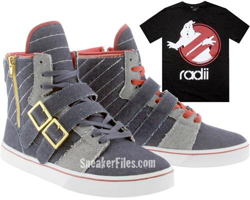 Radii x Pickyourshoes.com