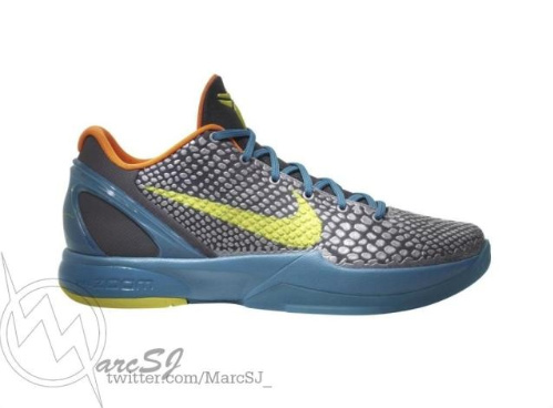 Nike-Zoom-Kobe-VI-(6)-Dark-Grey/Glass-Blue-Vibrant-Yellow-Chrome-1