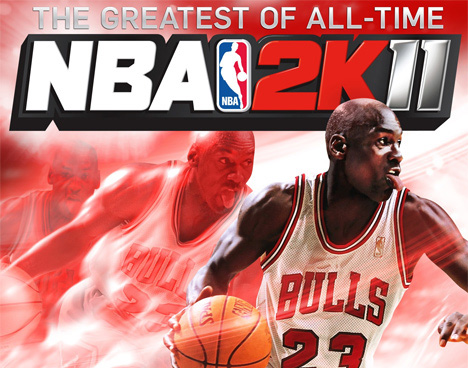 Win NBA 2K11 for XBOX 360