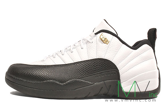 Air Jordan XII (12) Low  Taxi  Now Available  db0f90d2b786