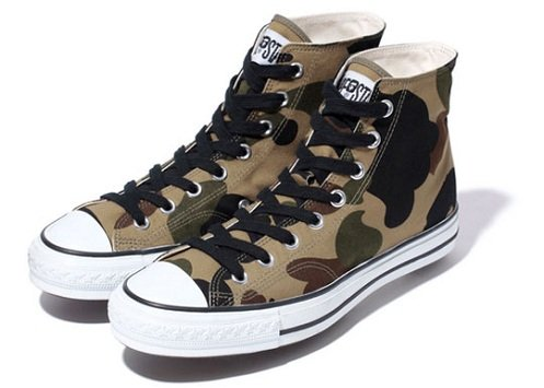 "A Bathing Ape Apesta ""Camo"""