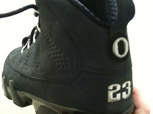 Air Jordan IX (9) - Oregon Ducks PE