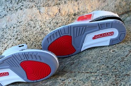 "Air Jordan Retro III (3) ""White Cement"" - One Last Look"