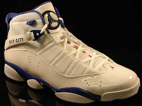 Air Jordan Six Rings - Richard Hamilton PE