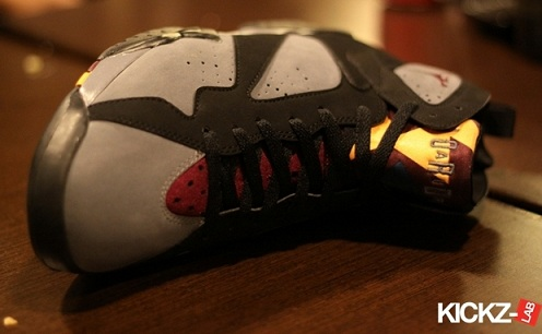 "Air Jordan VII (7) ""Bordeaux"" - New Images"