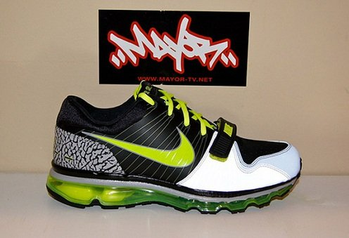 "DJ Clark Kent x Nike Air Max TR1+360 - ""112"" Edition"