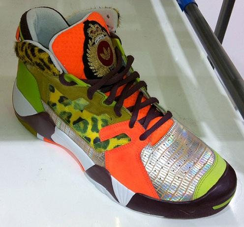 Jeremy Scott x adidas Originals - Fall 2011 Preview