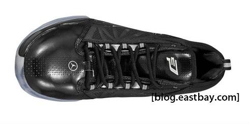 Jordan CP3.IV - Black/White-Metallic Silver Available Now