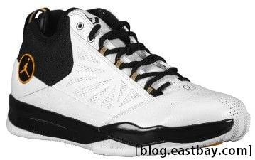 Jordan CP3.IV - White/Sunstone-Black