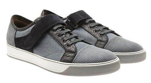 Lanvin Low-Top Sneakers