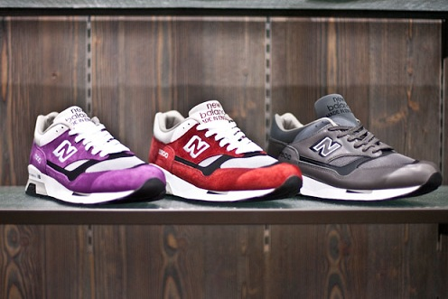 New Balance 1500 - Fall/Winter 2011 Preview